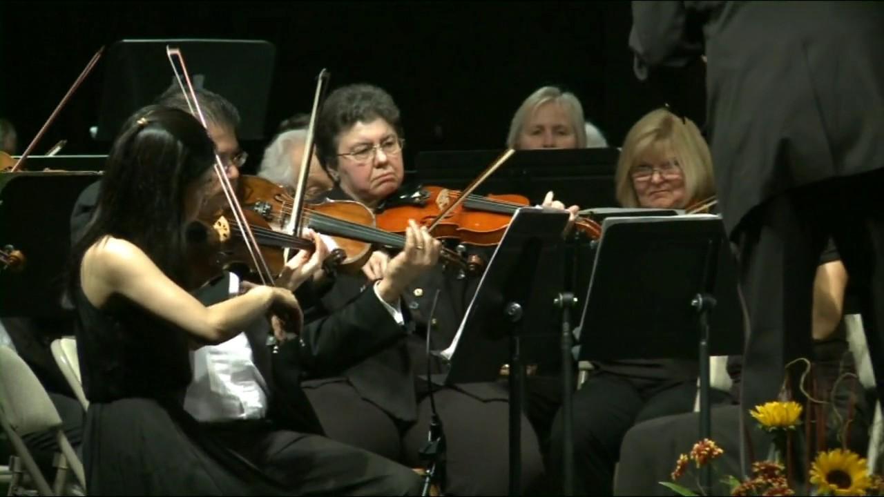 beethoven s third symphony 1 allegro con brio youtube