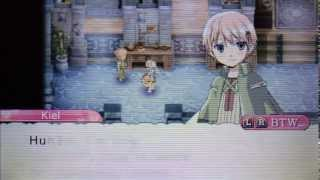 Rune Factory 4: Dating Vishnal As Porcoline's Sprite