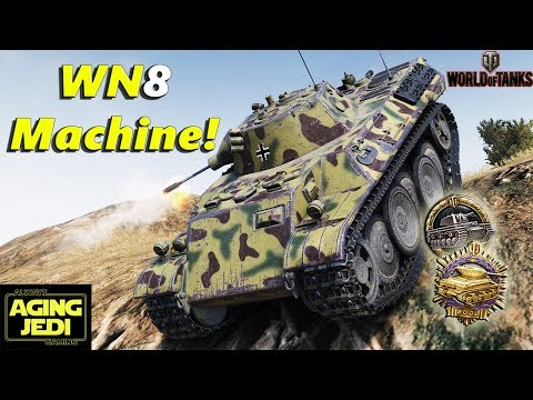 Leopard - Tier 5 WN8 Factory! - World of Tanks