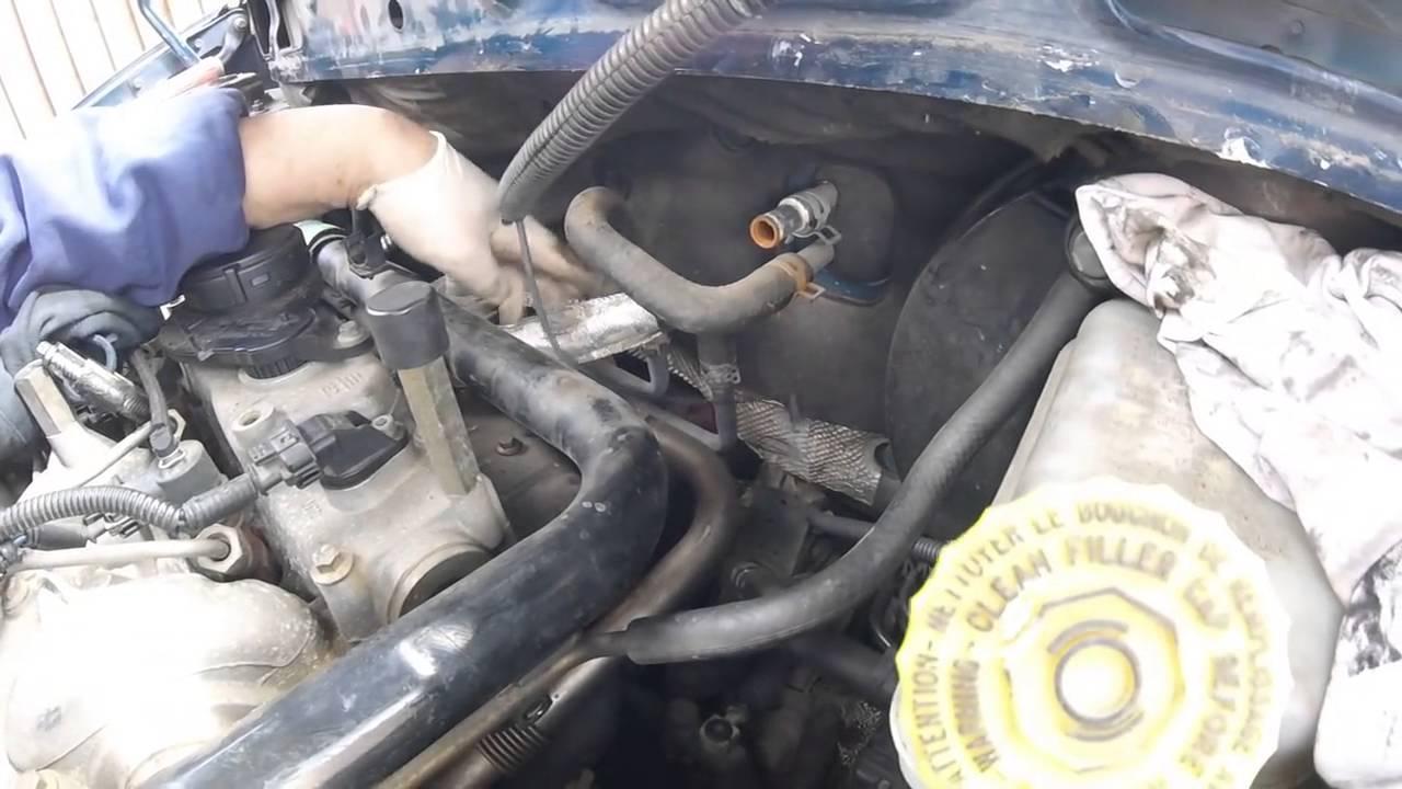 Как снять и поставить стартер на  Porsche Cayenne