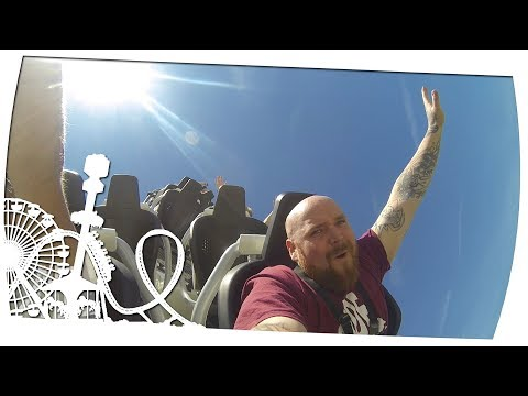 Star Trek: Operation Enterprise - POV - Movie Park Germany - MACK Rides - Launch Coaster