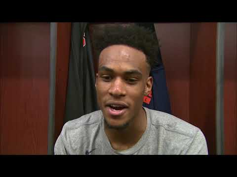 Oshae Brissett & Frank Howard vs Maryland Post Game
