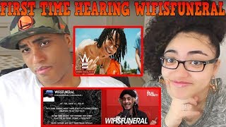 MY DAD REACTS TO Wifisfuneral Wifisfuneral Feat YBN Nahmir Juveniles REACTION FREESTYLE REACTION