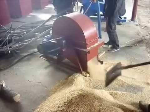 Wood to saw dust maker INDIA HYDERABAD 9866543131 BHAGWATI MACHINE TOOLS