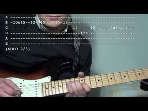 One For The Road - Arctic Monkeys (Guitar Lesson + Tabs).
