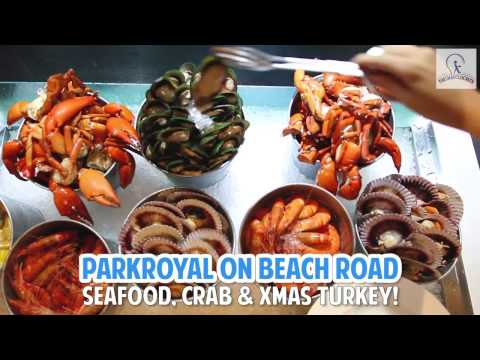 Seafood, Crab & Turkey Buffet At PARKROYAL On Beach Road!