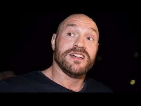 """RETURN OF THE MACK DADDY G"" TYSON FURY INTERVIEW REACTION VIDEO LIVE"