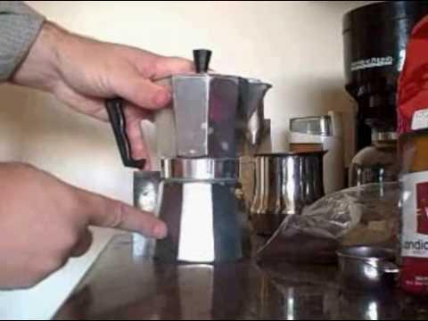Gourmet Coffee Percolator Usage