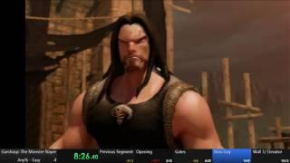 Garshasp the Monster Slayer Speedrun [58:42]