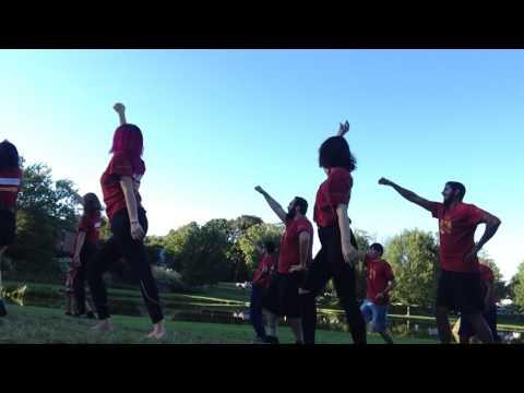 Karaoke Barbecue - International Orientation Dance - Mount Allison Orientation 2016