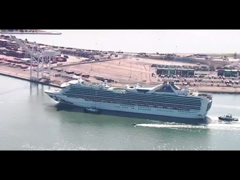 WATCH LIVE: Grand Princess cruise ship to dock in Oakland amid coronavirus concerns