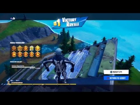 FORTNITE SEASON 1 CHAPTER 2- Did We Win? - YouTube