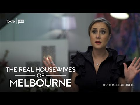 Interview with Jackie | The Real Housewives of Melbourne | Season 3