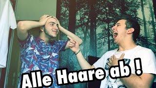 Daniel kriegt eine Glatze !!!    extreme Bestrafung