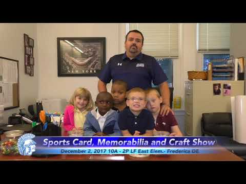 Lake Forest East Sports Card Show