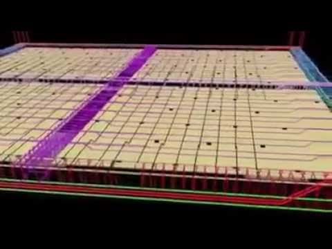 BEAM AND SLAB REINFORCED STRUCTURE DESIGNING*