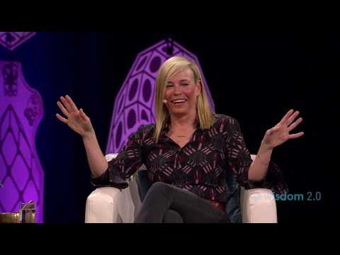 Mindfulness, Outrage and Becoming a Voice of Change   Chelsea Handler, Soren Gordhamer