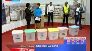 Dira ya Wiki: Raila adai kwamba kuna njama ya kutumia jeshi kuiba kura [28/7/2017] Sehemu ya Tatu