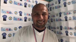 Réaction de Mohammed Acherki, entraîneur de Rouillac