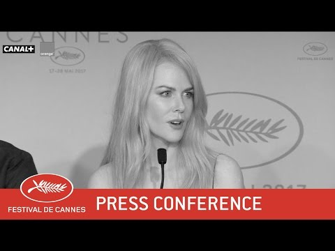 THE KILLING OF A SACRED DEER - Press Conference - EV - Canne