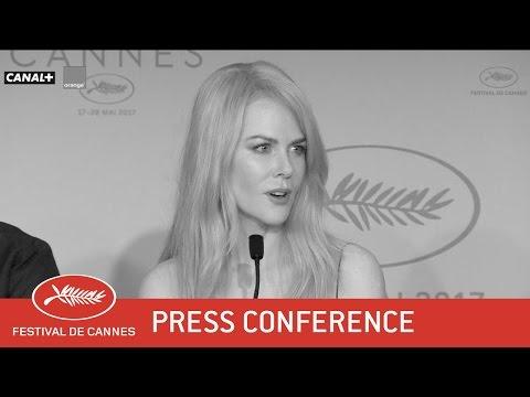 THE KILLING OF A SACRED DEER - Press Conference - EV - Cannes 2017