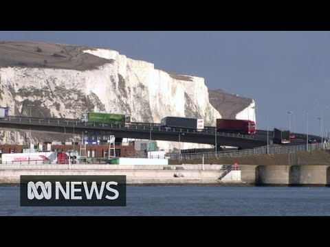 No-deal Brexit preparations step up at Britains ports