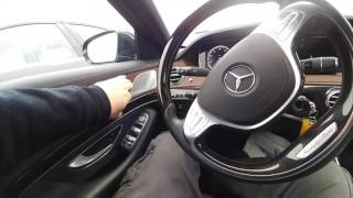Смотрим машины на аукционе 'Mercedes-Benz'
