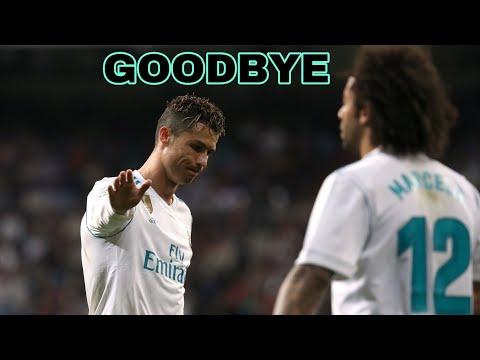 [Vietsub] Tâm thư của Marcelo và các cầu thủ khi RONALDO rời Real Marid!