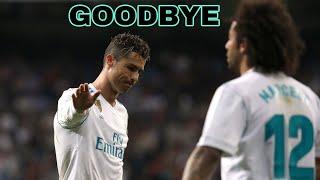 Tâm thư của Marcelo và Giới cầu thủ khi RONALDO rời Real Marid!