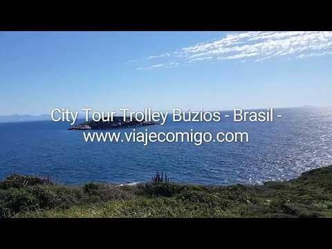 City Tour Trolley Búzios - Brasil