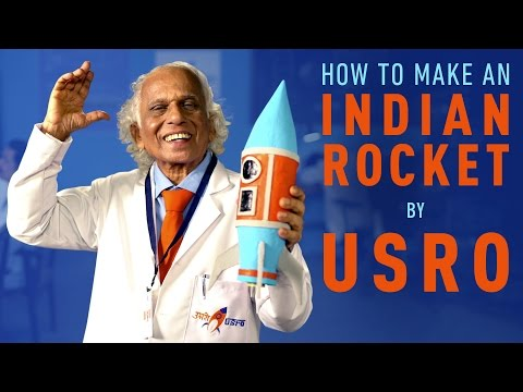 How To Make An Indian Rocket By USRO | Being Indian