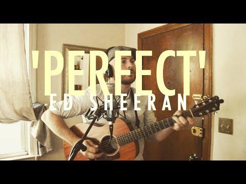 ED SHEERAN -'Perfect' Loop Cover By Luke James Shaffer