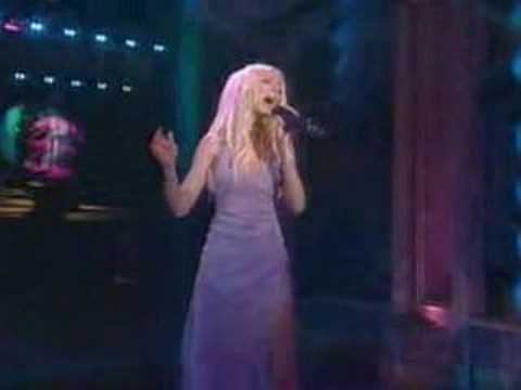 have yourself a merry little christmas live on rosie - Have Yourself A Merry Little Christmas Christina Aguilera