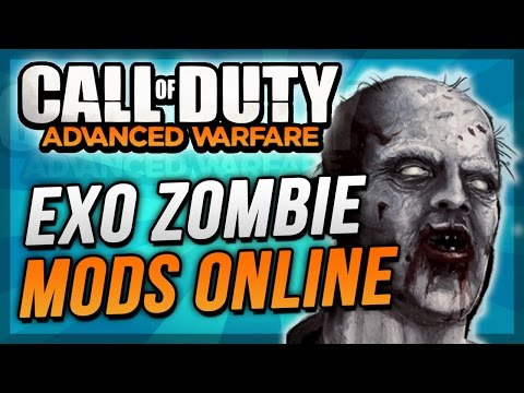 EXO ZOMBIES MOD - Modded Zombies Online (Call of Duty AW)