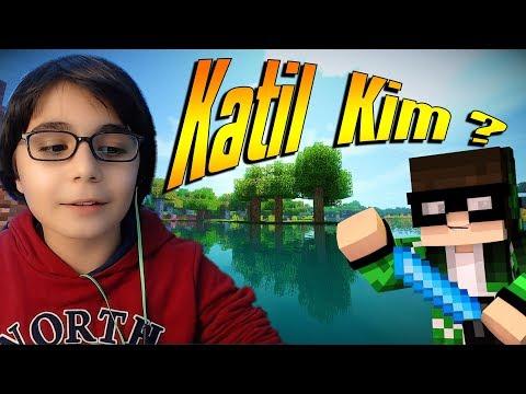 KATİLCİK ! KATİL KİM - Minecraft Murder #15 - Видео онлайн