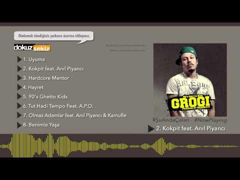 Grogi - Kokpit (feat. Anıl Piyancı) (Official Audio)