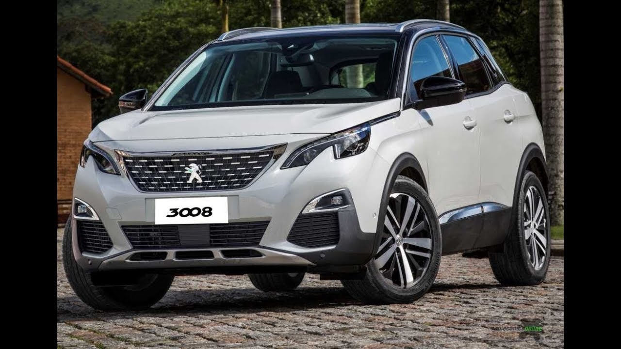 peugeot 3008 griffe pack 2019 novidades e detalhes top sounds top carros youtube. Black Bedroom Furniture Sets. Home Design Ideas