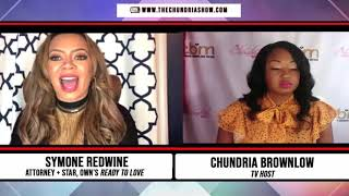 Symone Redwine Talks Life As A Reality Dating Star and Offers Consumer Tips In The Wake Of Covid19.