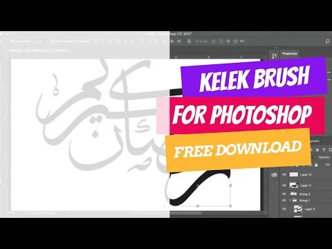 Kelk Brush Photoshop / Free Download Part 2