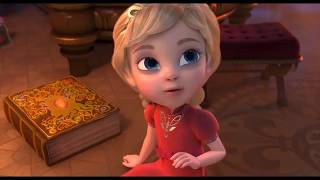 Принцесса и дракон: Тайна волшебного зеркала (2018) - Мультфильм Трейлер