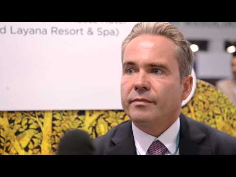 Stefan Heintze, general manager, Layana Resort & Spa