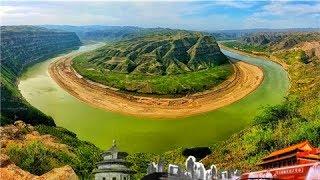 《地理中国》 20180122 冬日奇观·黄河奇湾   CCTV科教
