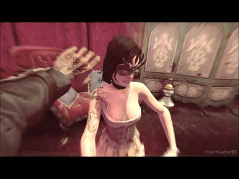 Dishonored House of Pleasure No Powers, No Gadgets1080p60Fps