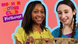One Potato, Two Potato | Mother Goose Club Playhouse Kids Video