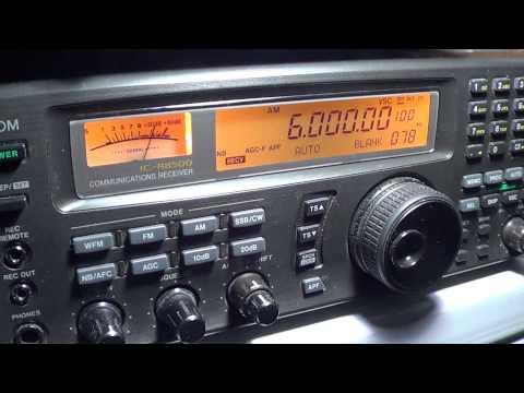 Arnie Coro Dxers unlimited on Radio Habana Cuba