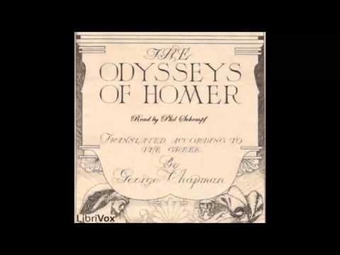 The Odysseys of Homer (FULL Audiobook)