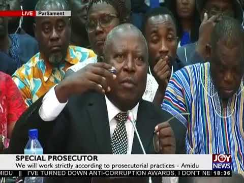 Special Prosecutor C - The Pulse on JoyNews (13-2-18)