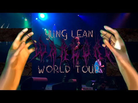 ☹ 4.7.16, LA | YUNG LEAN Warlord World Tour / SBE GTBSG \