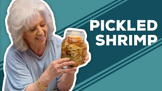 Quarantine Cooking: Pickled Shrimp Recipe