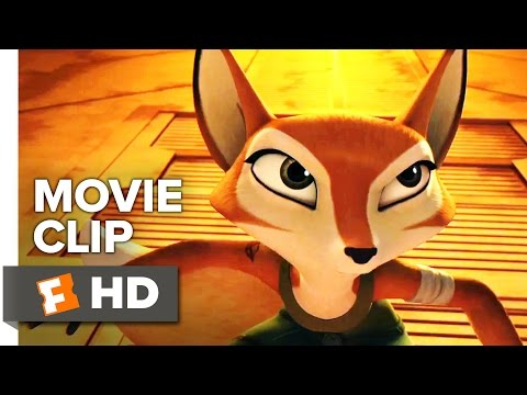 Thumbnail: Spark: A Space Tail Movie Clip - Girl Fight (2017) | Movieclips Coming Soon